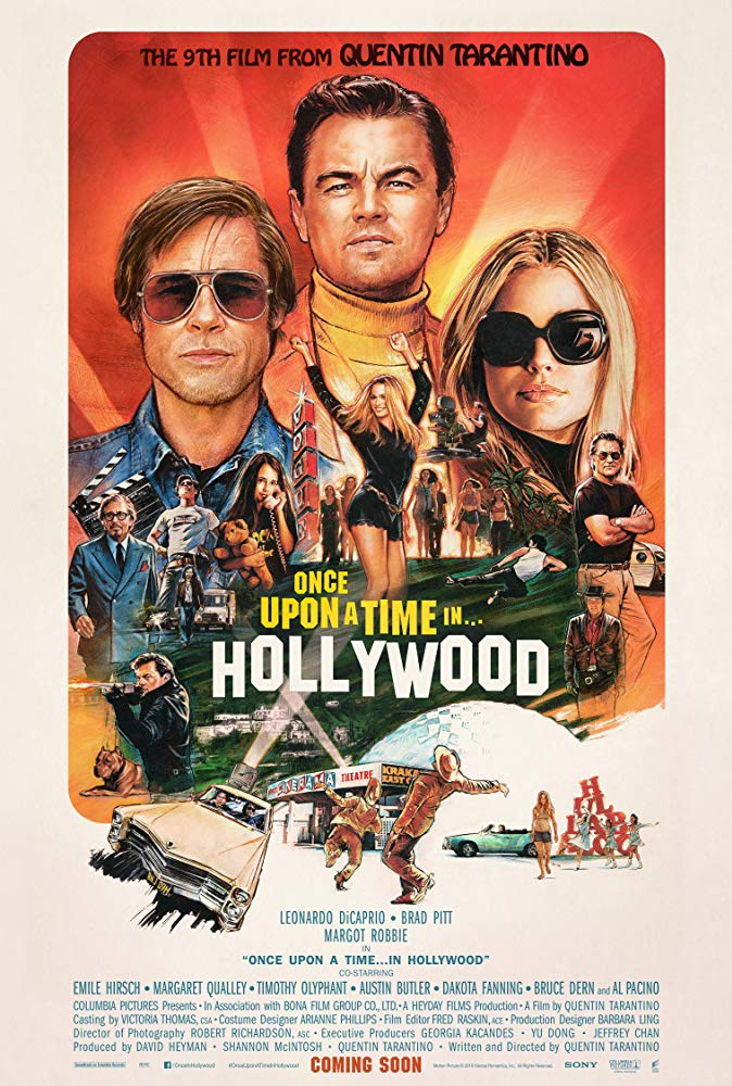 7459.Once Upon a Time in Hollywood