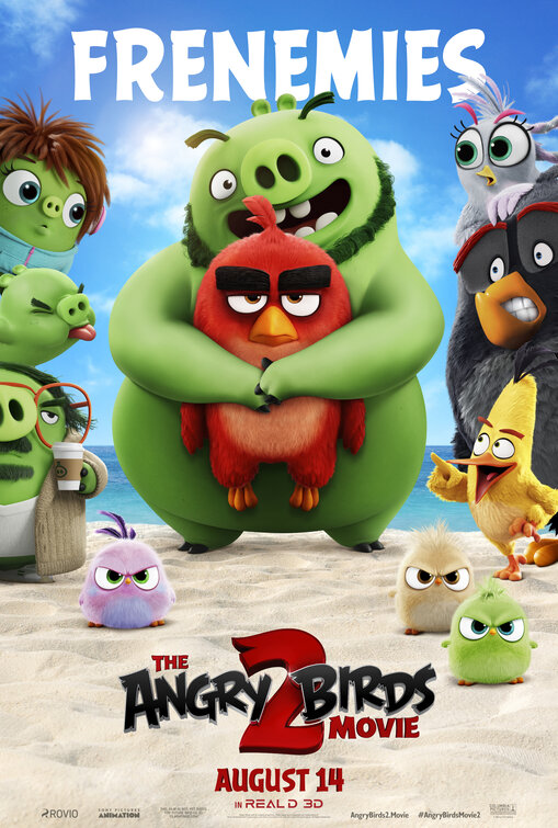 7482.The Angry Birds Movie 2