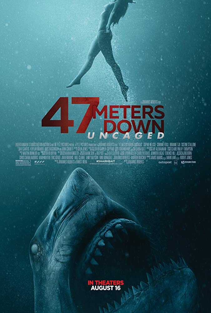 7552.47 Meters Down Uncaged