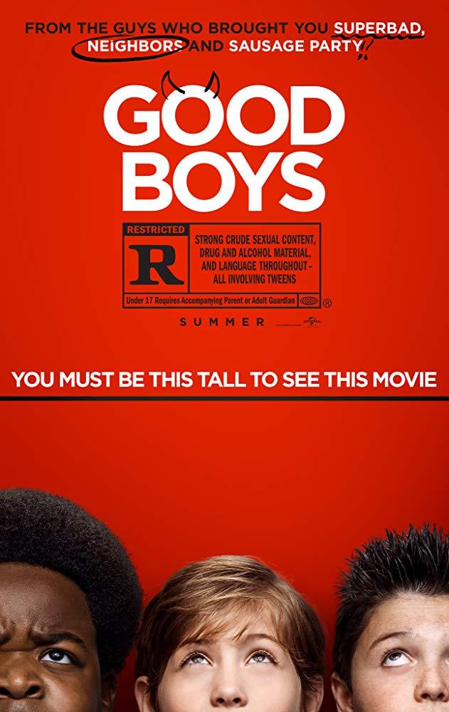 7555.Good Boys