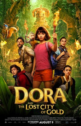 7563.Dora and the Lost City of Gold