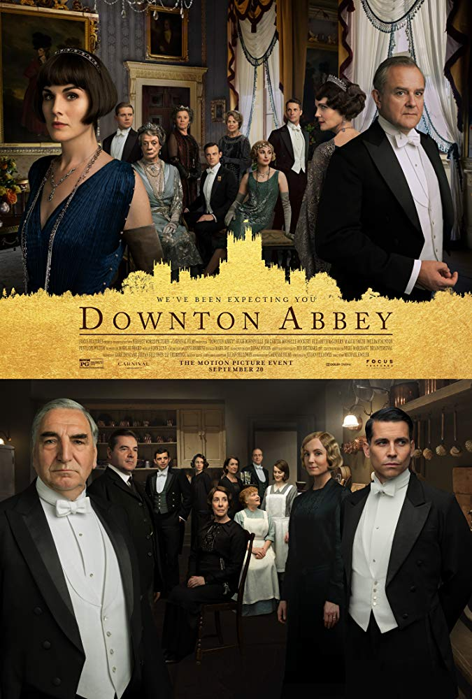 7587.Downton Abbey 2019