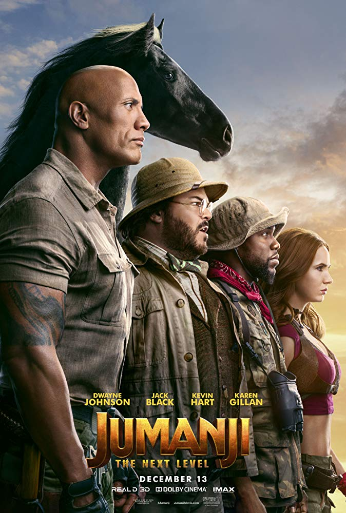 7626.Jumanji The Next Level