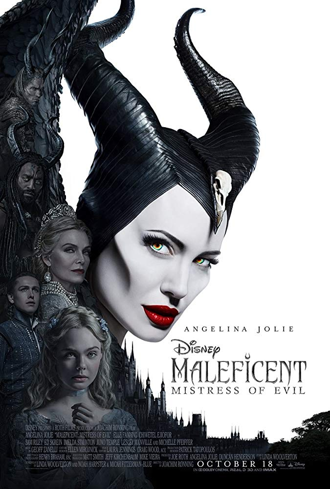 7634.Maleficent Mistress Of Evil