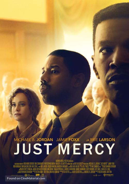 7660.Just Mercy