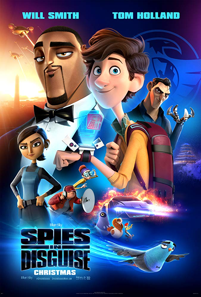 7688.Spies In Disguise