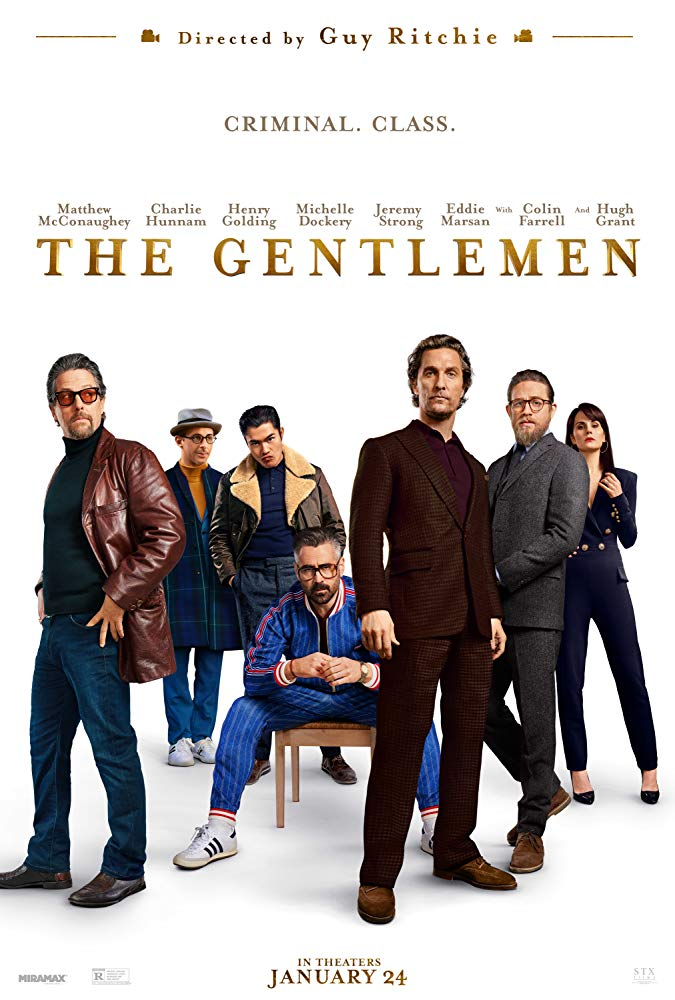 7695.The Gentlemen