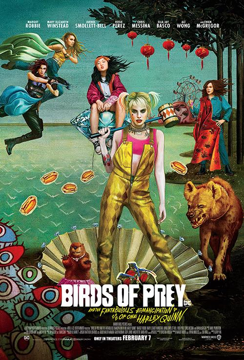 7697.Birds Of Prey And The Fantabulous Emancipation Of One Harley Quinn