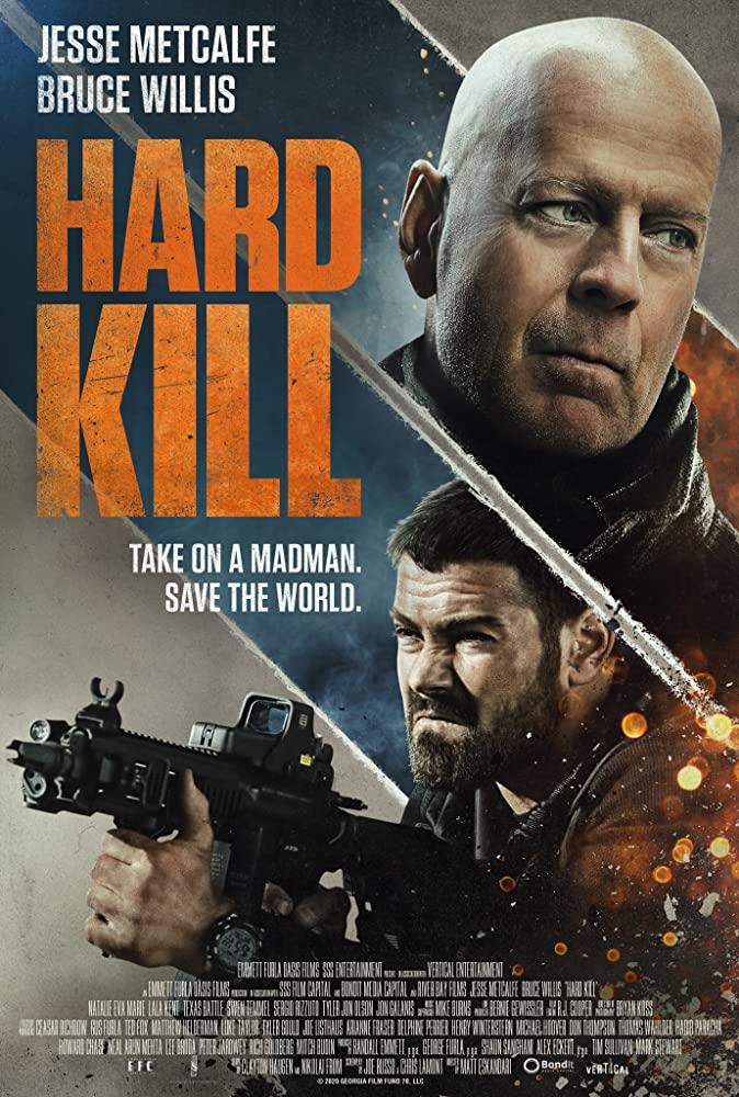 7834.Hard Kill