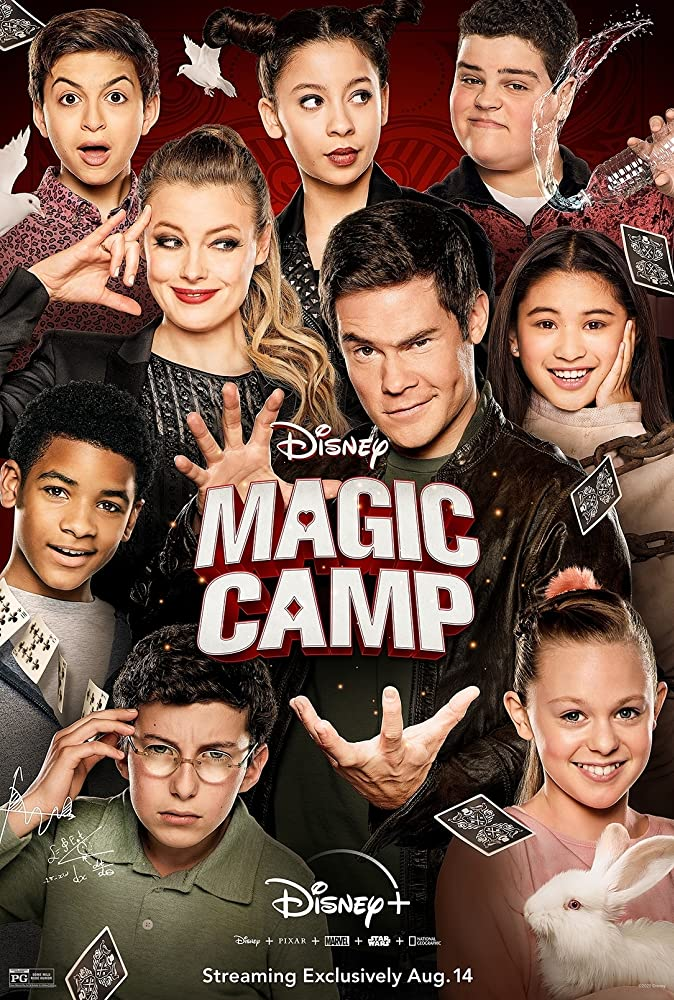 7822.Magic Camp