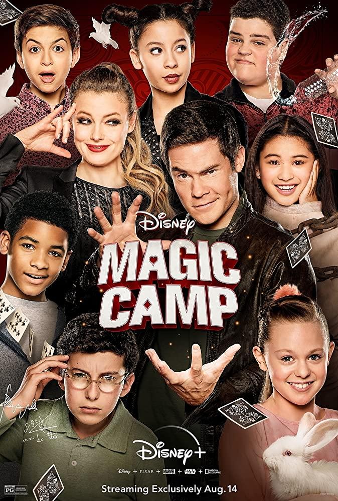 7822.Magic Camp