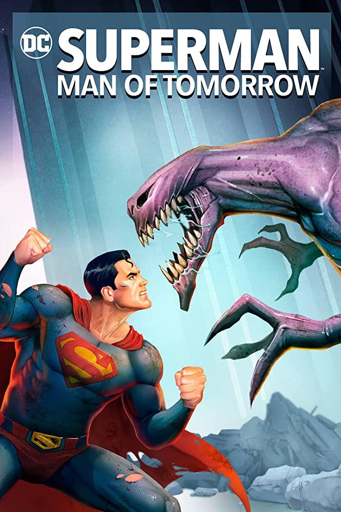7833.Superman Man of Tomorrow