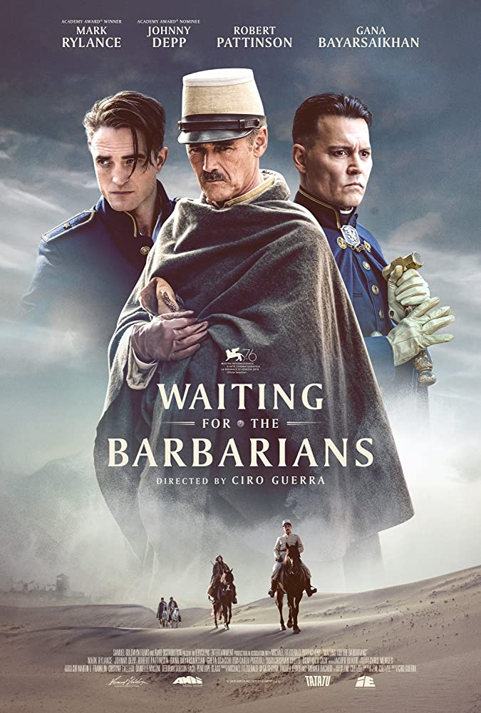 7820.Waiting for the Barbarians