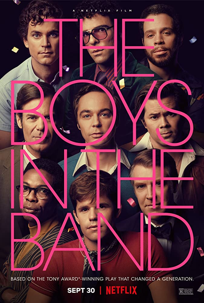 7863.The Boys in the Band