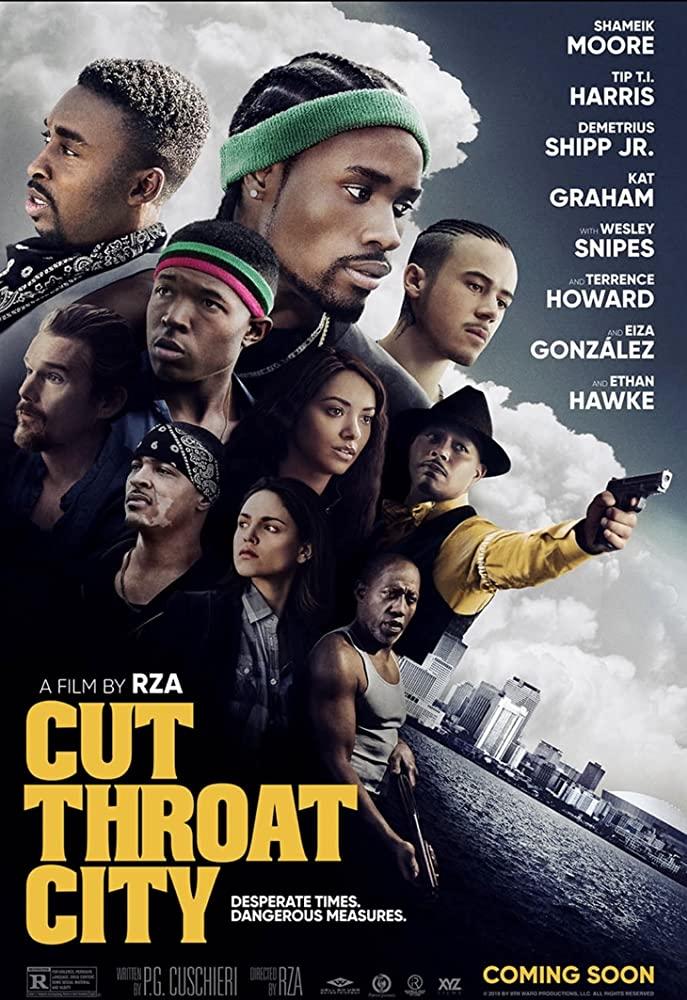 7867.Cut Throat City