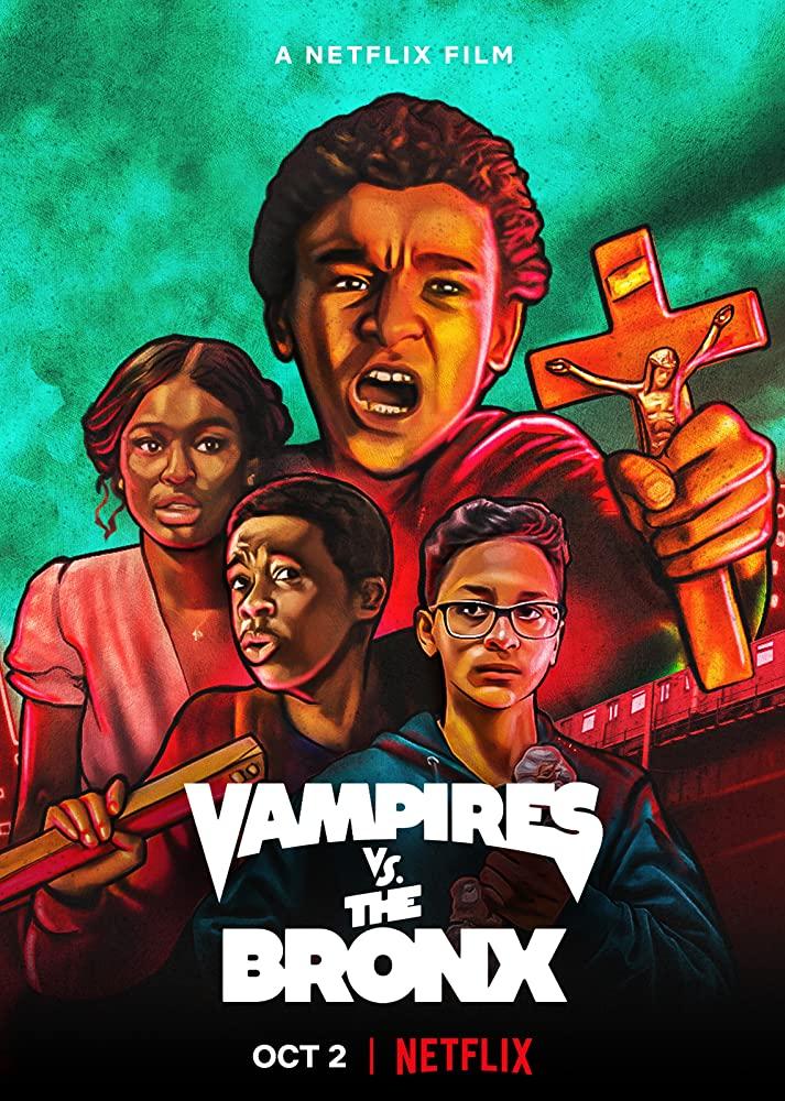 7865.Vampires vs The Bronx
