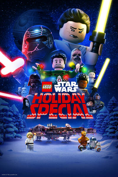 7897.The Lego Star Wars Holiday Special