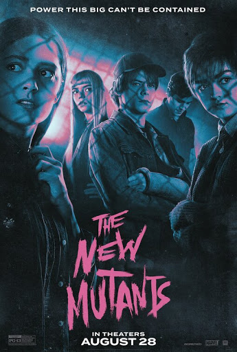 7891.The New Mutants