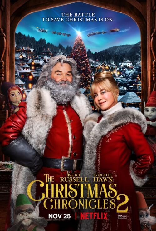 7914.The Christmas Chronicles 2