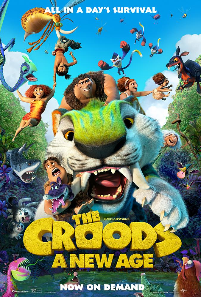 7925.The Croods A New Age