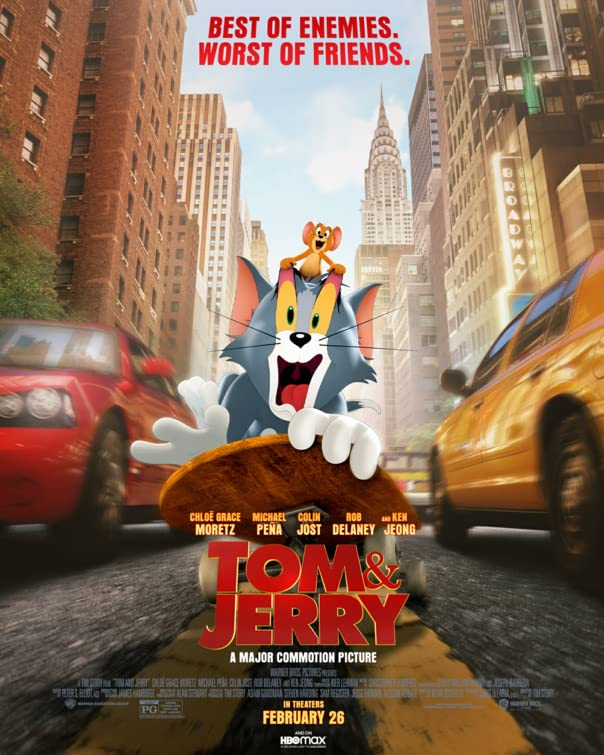 7959.Tom and Jerry