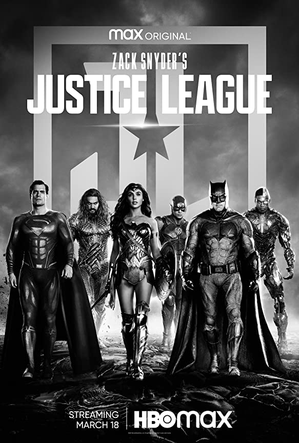 7968 Zack Snyders Justice League